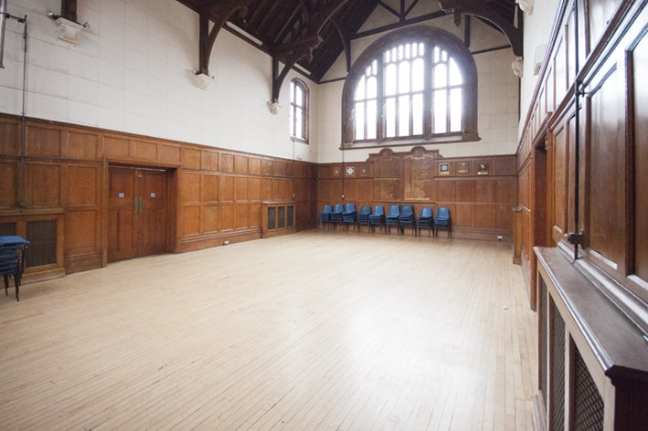 Soper Hall - Memorial Hall