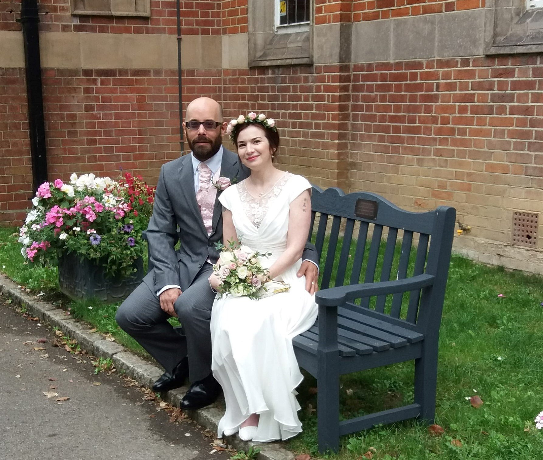 Another Soper Hall Wedding Day