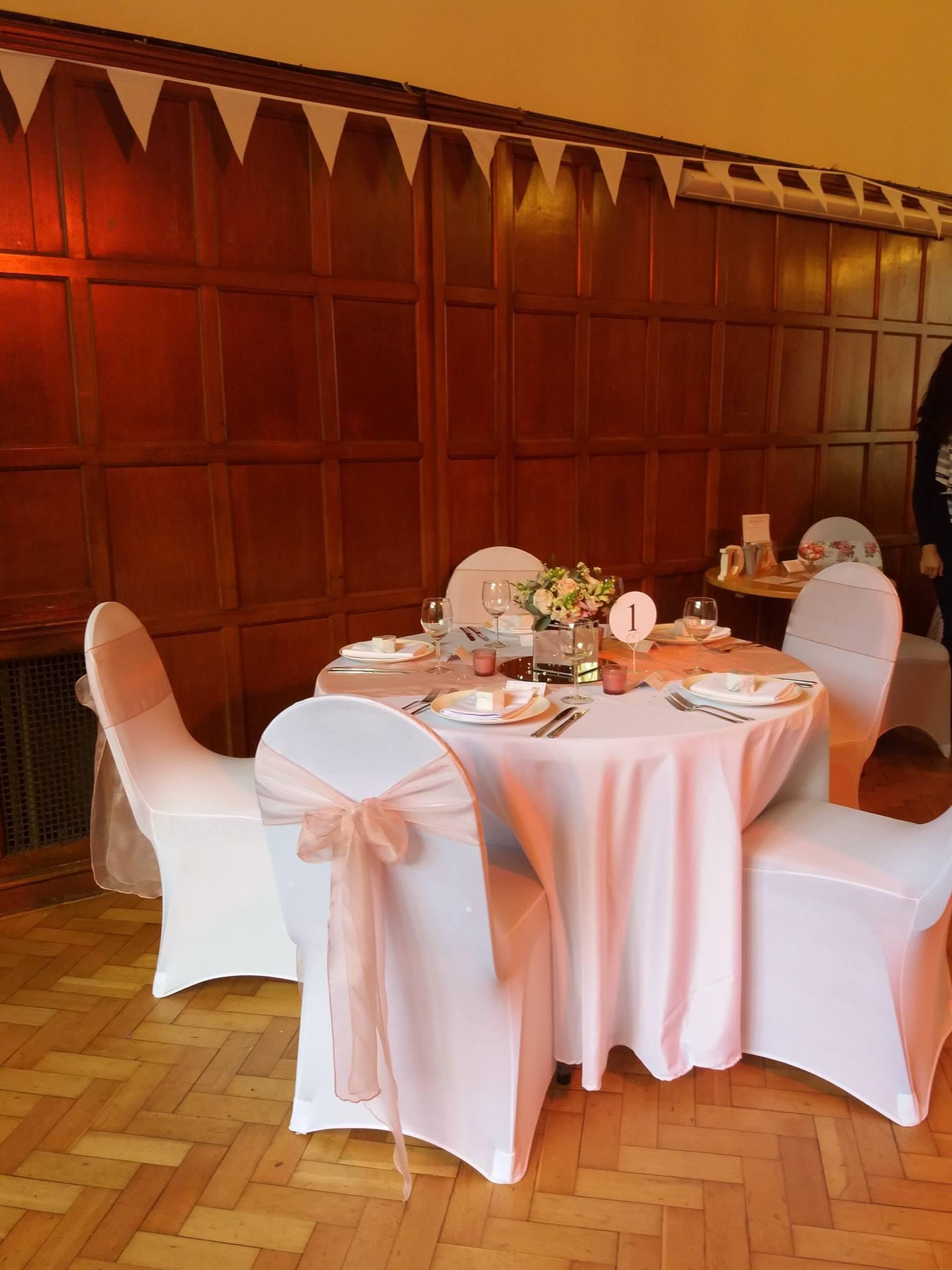 Weddings Soper Hall
