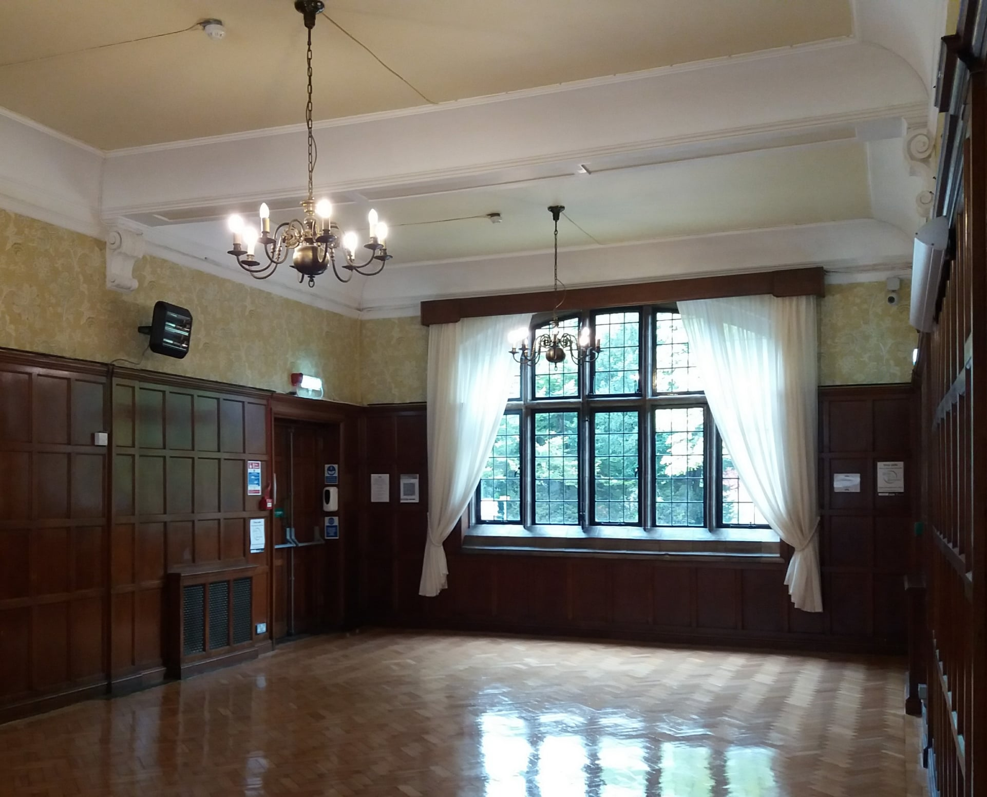 Conference Hall at the Soper Hall